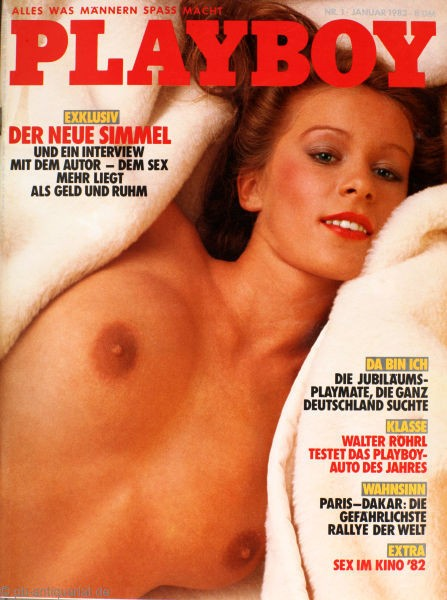 Playboy Januar 1983