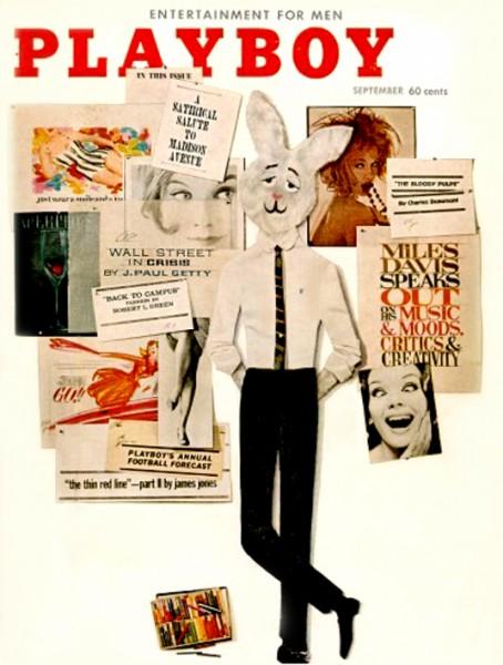 Playboy 1962 September USA Originalausgabe