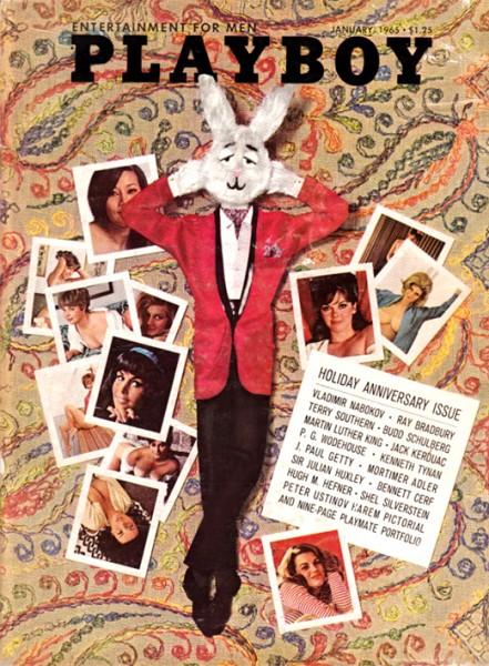 Playboy 1965 Januar USA Originalausgabe