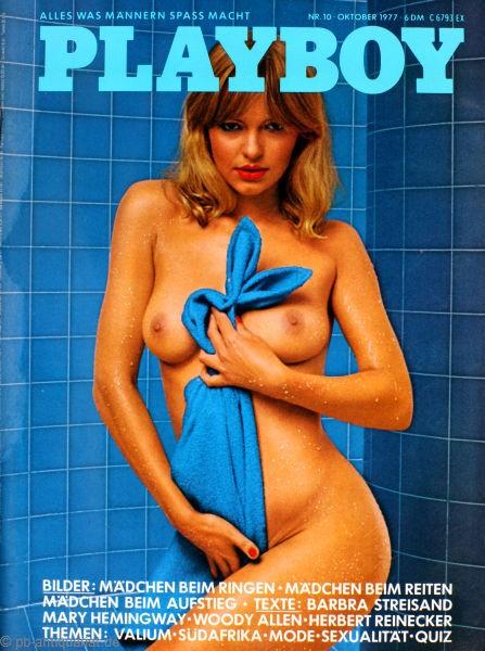 Playboy Oktober 1977