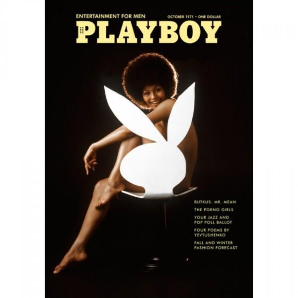 Playboy 1971 Oktober (USA)