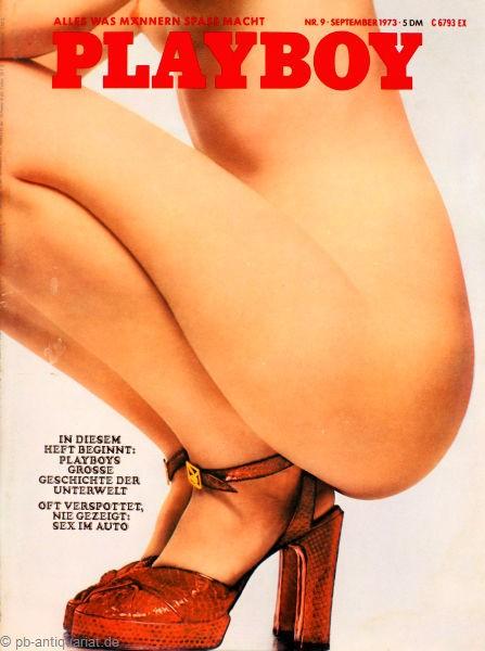 Playboy September 1973, Playboy 1973 September, Playboy 9/1973, Playboy 1973/9