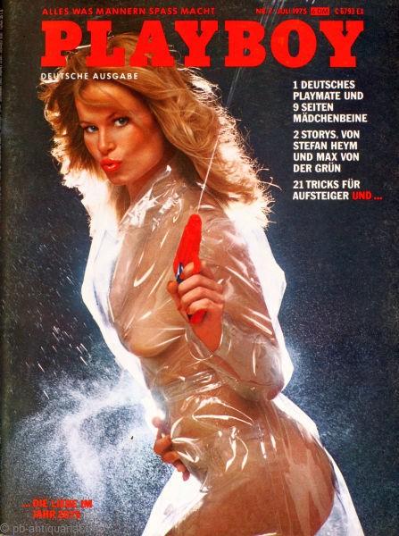 Playboy Juli 1975