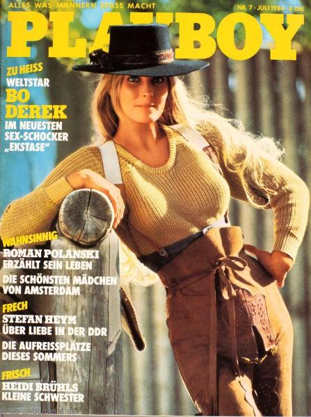 Playboy Juli 1984