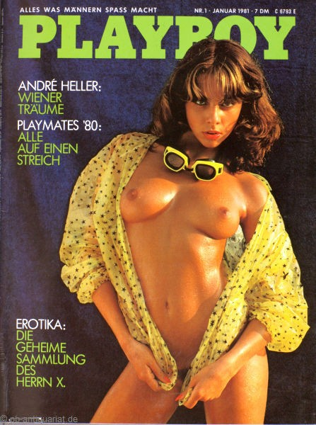 Playboy Januar 1981