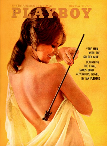 Playboy 1965 April USA Originalausgabe