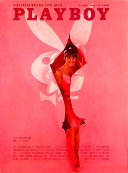 Playboy 1965 August USA Originalausgabe