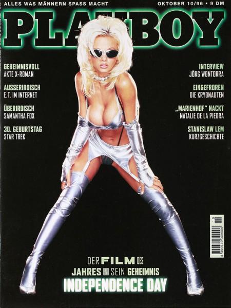 Playboy Oktober 1996, Playboy 1996 Oktober, Playboy 10/1996, Playboy 1996/10