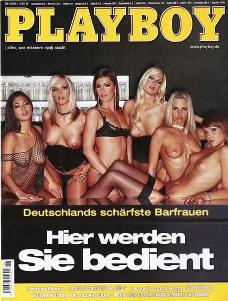 Playboy August 2004, Playboy 2004 August, Playboy 8/2004, Playboy 2004/8
