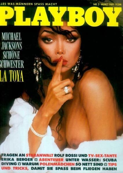 Playboy 1989 März Deutsche Originalausgabe