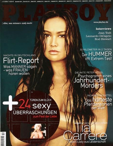 Playboy Dezember 2006