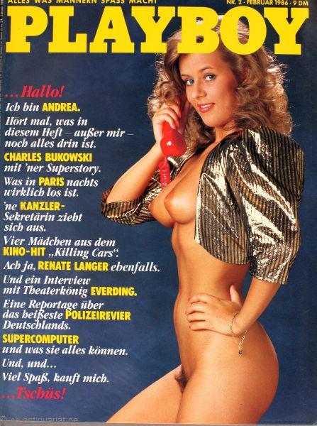 Playboy Februar 1986
