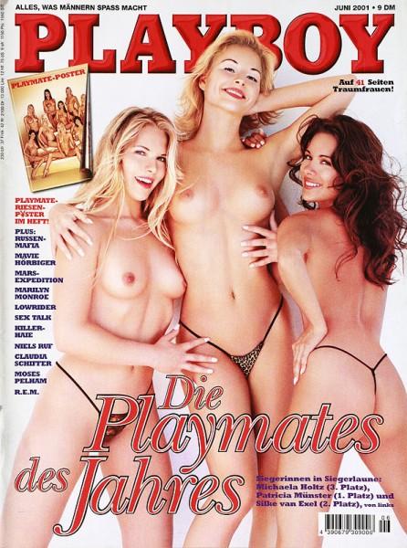 Playboy Juni 2001