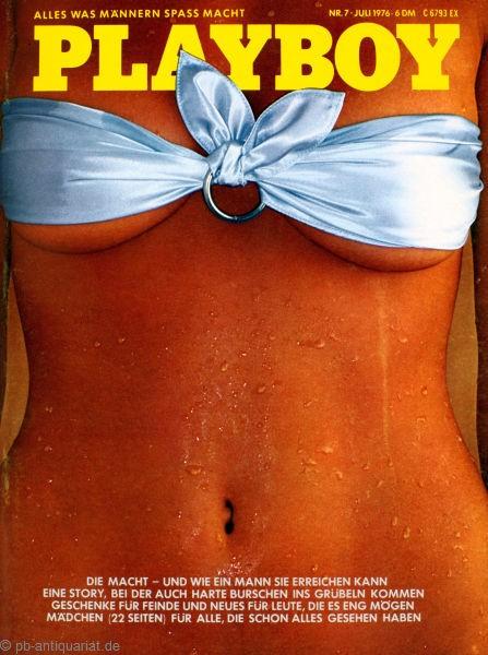 Playboy Juli 1976, Playboy 1976 Juli, Playboy 7/1976, Playboy 1976/7