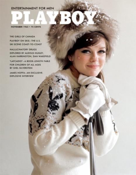 Playboy 1963 November USA Originalausgabe