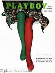 Playboy (USA) Dezember 1958