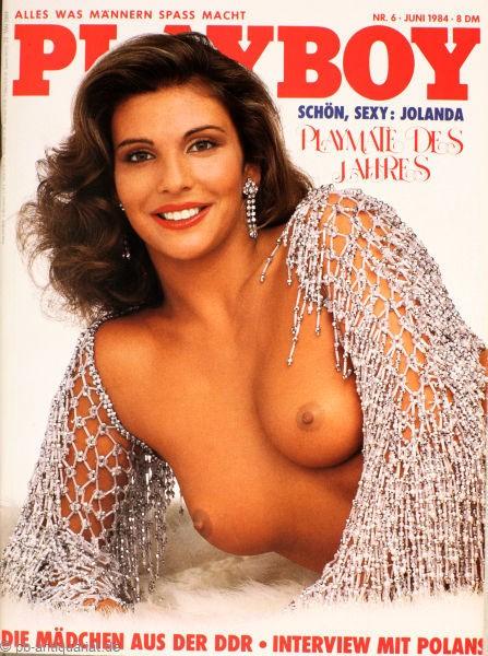 Playboy Juni 1984