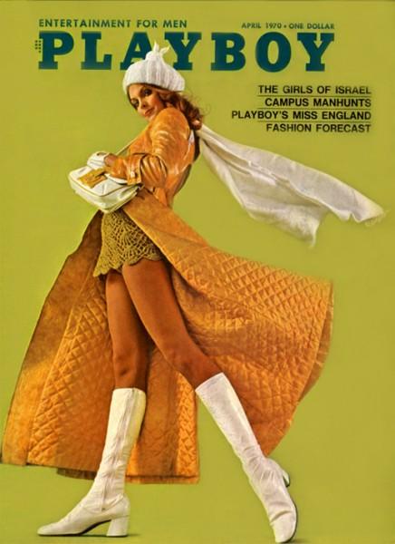 Playboy 1970 April (USA)