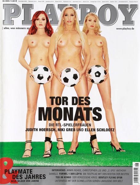 Playboy 2005 Juni Ausgabe