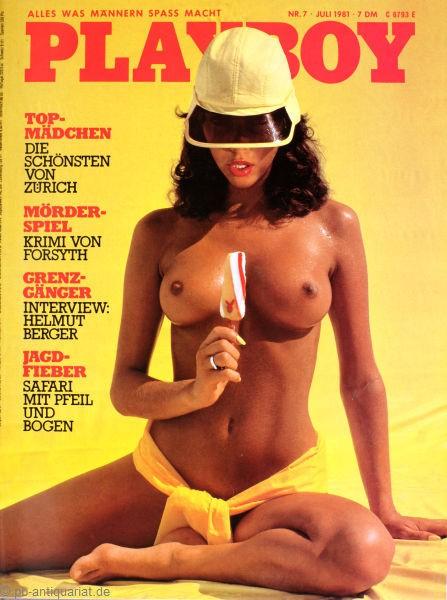 Playboy Juli 1981