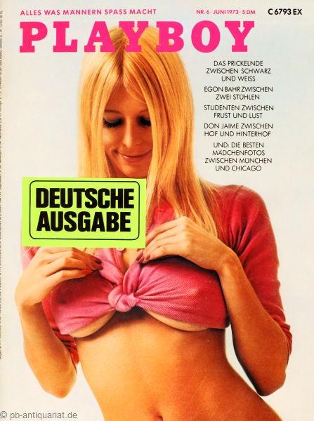 Playboy Juni 1973, Playboy 1973 Juni, Playboy 6/1973, Playboy 1973/6