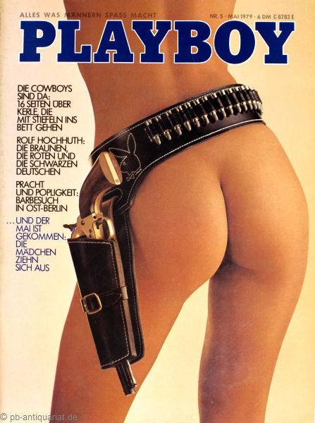 Playboy 1979 Mai Deutsche Originalausgabe
