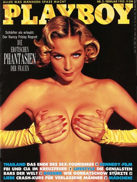 Playboy Februar 1992