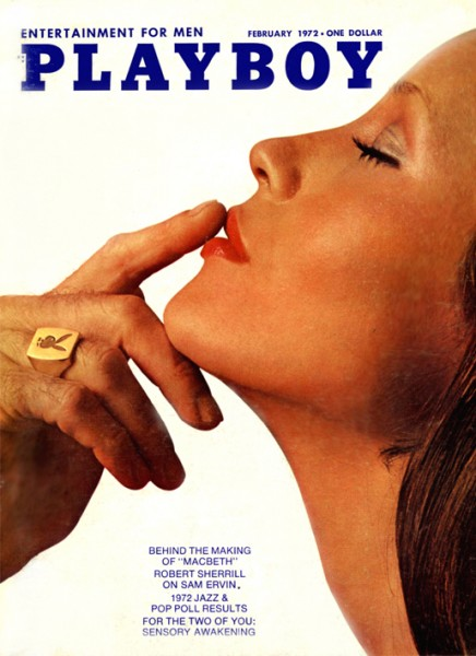 Playboy 1972 Februar