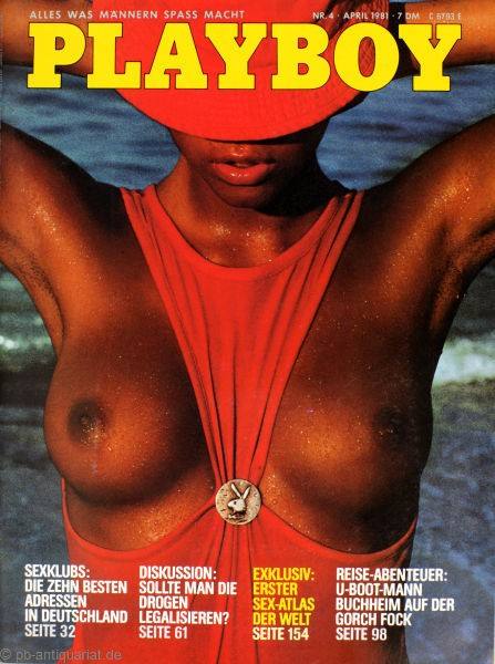 Playboy April 1981