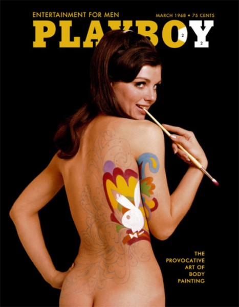 Playboy 1968 März USA Originalausgabe