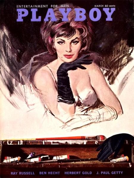 Playboy März 1962, Playboy 1962 März, Playboy 3/1962, Playboy 1962/3