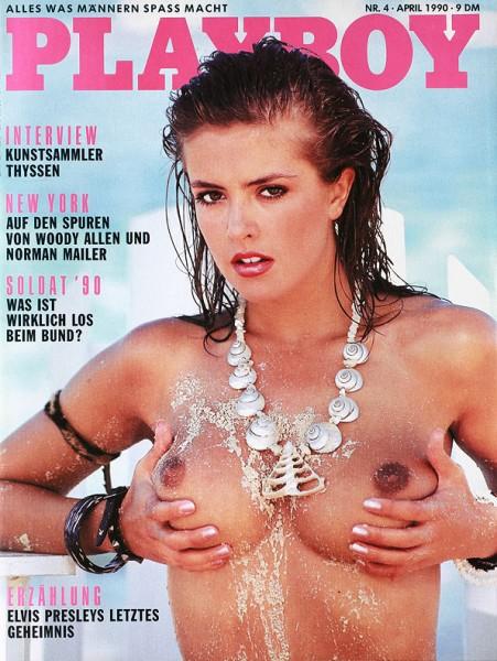 Playboy April 1990