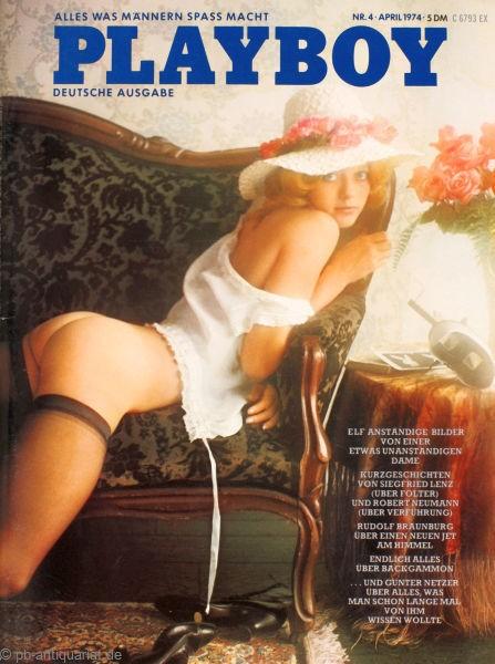 Playboy April 1974