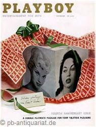 Playboy 1957 Dezember Ausgabe