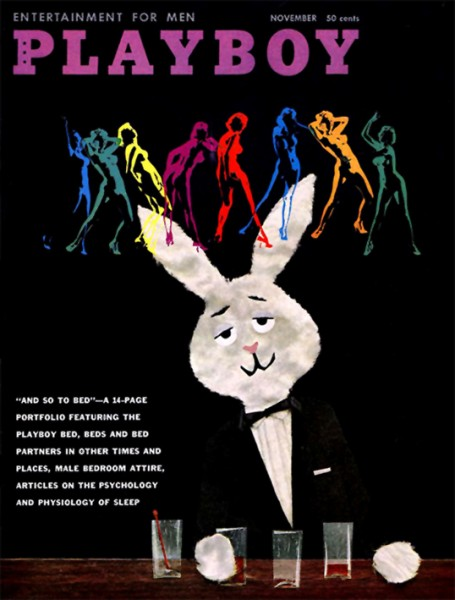 Playboy 1959 November (USA)