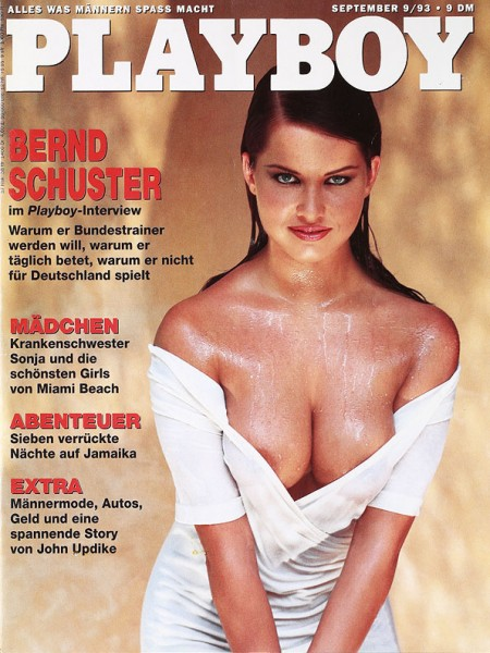 Playboy September 1993, Playboy 1993 September, Playboy 9/1993, Playboy 1993/9
