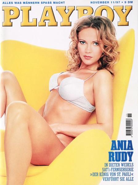 Playboy November 1997