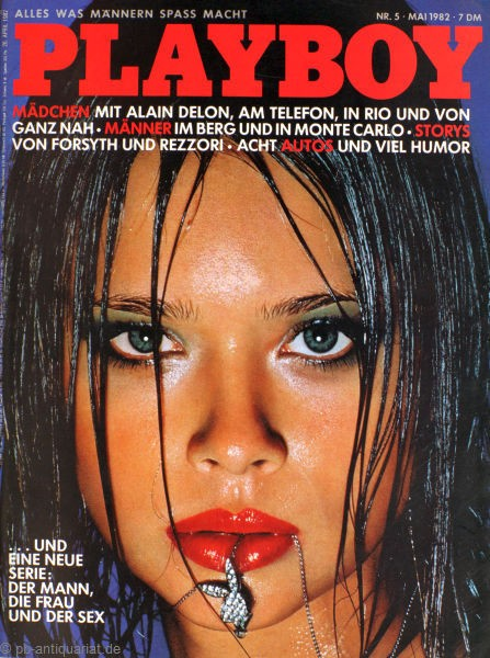 Playboy Mai 1982