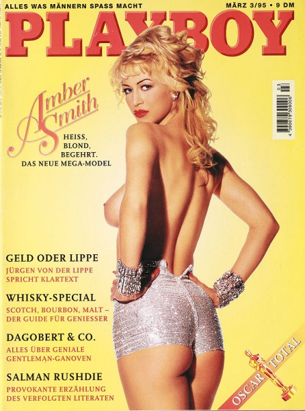 Playboy März 1995, Playboy 1995 März, Playboy 3/1995, Playboy 1995/3