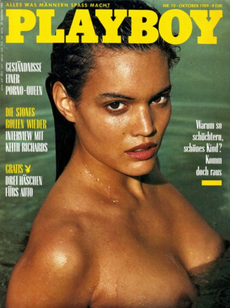 Playboy Oktober 1989, Playboy 1989 Oktober, Playboy 10/1989, Playboy 1989/10