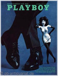 Playboy Oktober 1967, Playboy 1967 Oktober, Playboy 10/1967, Playboy 1967/10