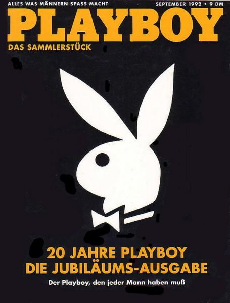 Playboy September 1992