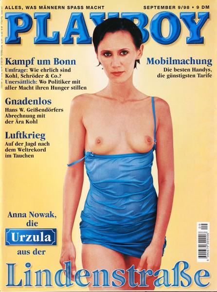 Playboy September 1998