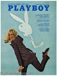 Playboy März 1969 (USA)