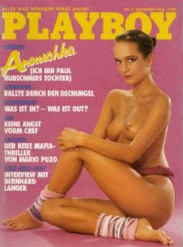 Playboy November 1985