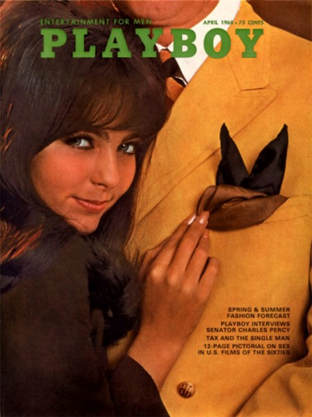 Playboy 1968 April USA Originalausgabe