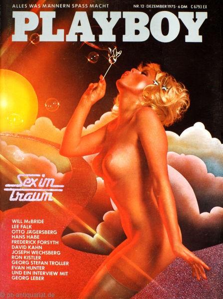 Playboy Dezember 1975, Playboy 1975 Dezember, Playboy 12/1975, Playboy 1975/12