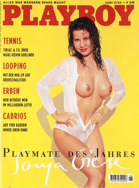 Playboy Juni 1994, Playboy 1994 Juni, Playboy 6/1994, Playboy 1994/6