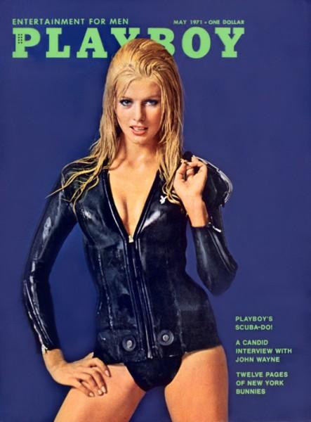 Playboy Mai 1971, Playboy 1971 Mai, Playboy 5/1971, Playboy 1971/5, Playboy Interview John Wayne
