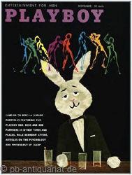 Playboy (USA) November 1959